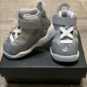 Jordan Shoes - NIB Nike Jordan 6 Rings Baby Basketball Shoes